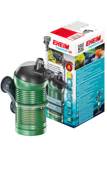 Eheim filtre aquarium aquaball shop chez for Filtre interieur aquarium