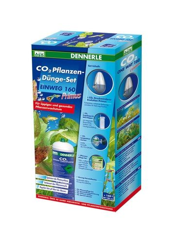 Dennerle CO2 Set Primus 160 Jetable