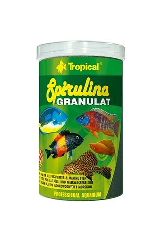 Tropical Spirulina Granules 250 ml
