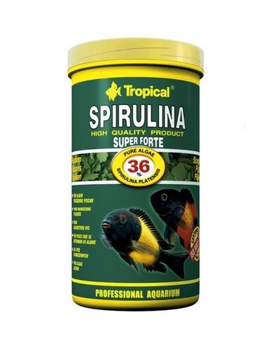 Tropical Spirulina Super Forte Flocons 250 ml