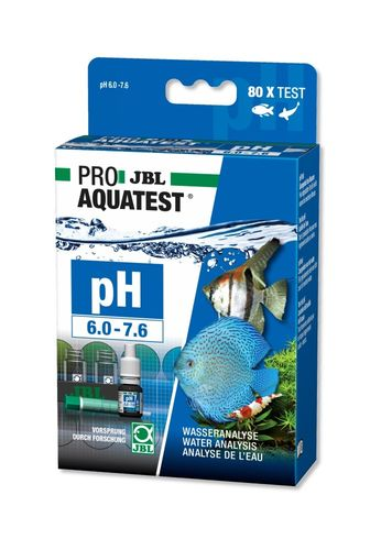 Jbl AquaTest PH 6-7.6