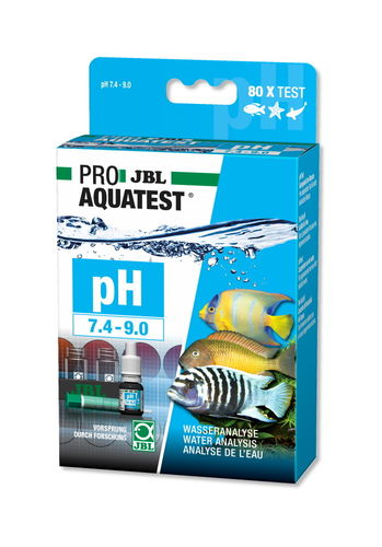 Jbl Set AquaTest PH 7.4-9.0