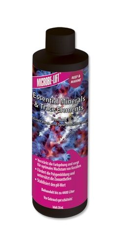 Microbe Lift Essential Minerals Trace Elements 236 ml