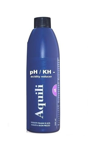 Aquili PH KH Minus 250 ml