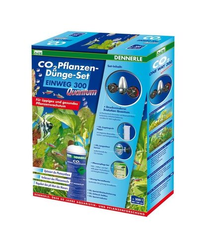 Dennerle CO2 Set Quantum 300 Jetable