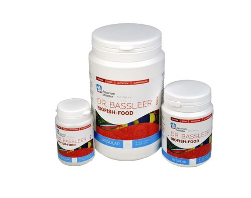 Dr. Bassler Biofish Regular Granulés Medium
