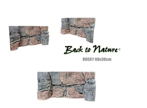 Back to Nature Paroi 3D Rocky Mini