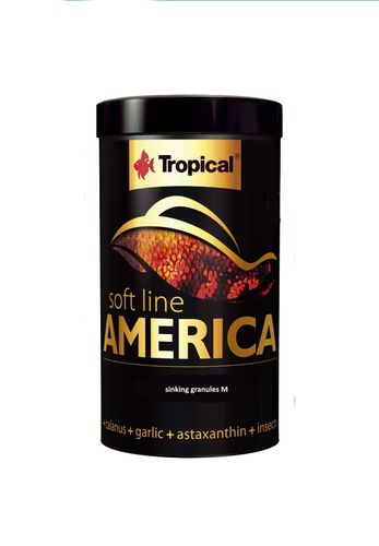 Tropical Soft Line America Granules M 100 ml
