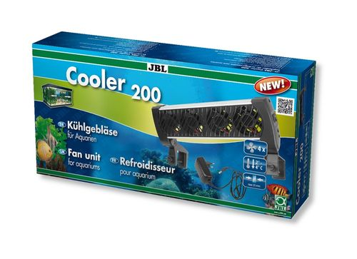 Jbl Cooler 200 Ventilateur
