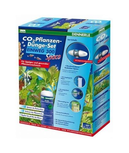 Dennerle CO2 Set Space 300 Jetable