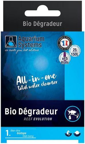 Aquarium Systems Bio Déradeur 250 ml