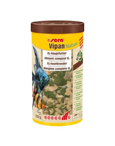 Sera Vipan nature Flocons XL 1 Litre