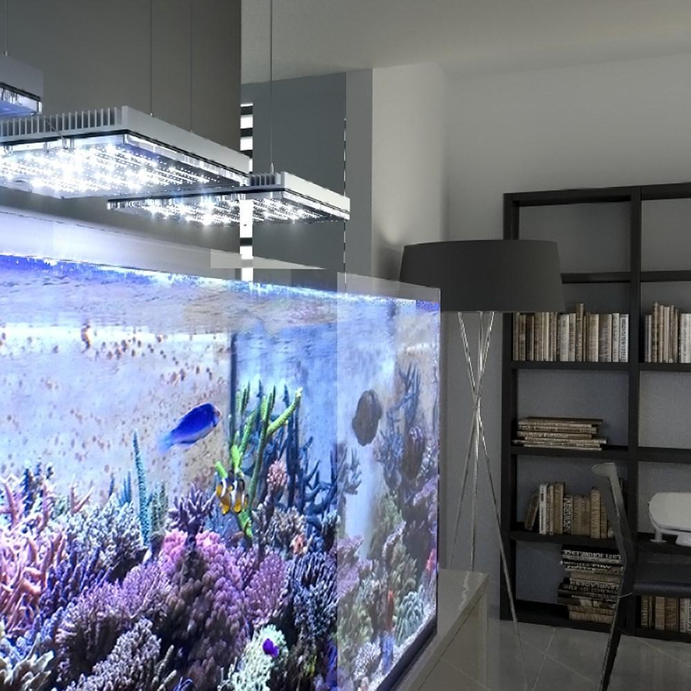 meerwasser beleuchtung licht led gnc bluray 130w. Black Bedroom Furniture Sets. Home Design Ideas