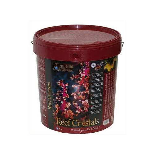 Aquarium Systems Reef Crystals 25 Kg