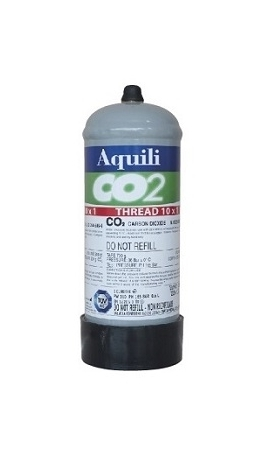 Aquili Bouteille CO2 1200g 10x1