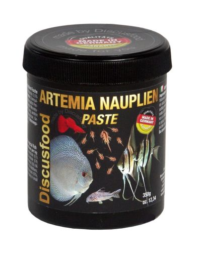 DiscusFood Artemia Nauplien Paste 125g