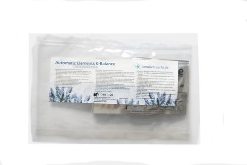 Automatic Elements K-Balance Concentrate