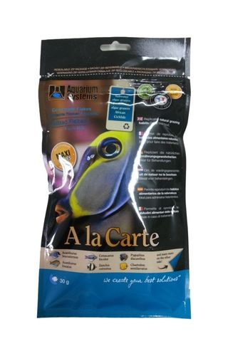 Aquarium Systems A la Carte Algues Mix Flocons 30g
