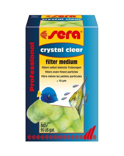 Sera Crystal Clear 12 pcs
