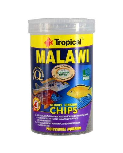 Tropical Malawi Chips 1 Litre
