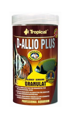 Tropical D-Allio Plus Granules 1 Litre