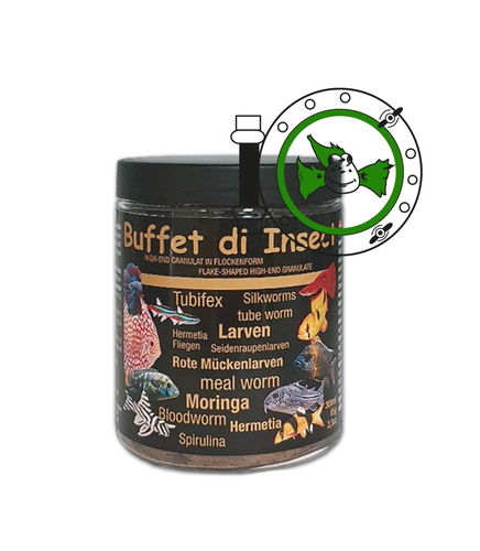 DiscusFood Buffet di Insect 300 ml